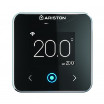 Ariston - termostato wi-fi ad interfaccia touch cube s net