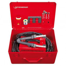 Rothenberger - rotherm 2000 saldatrice in cassetta con accessori, 230v